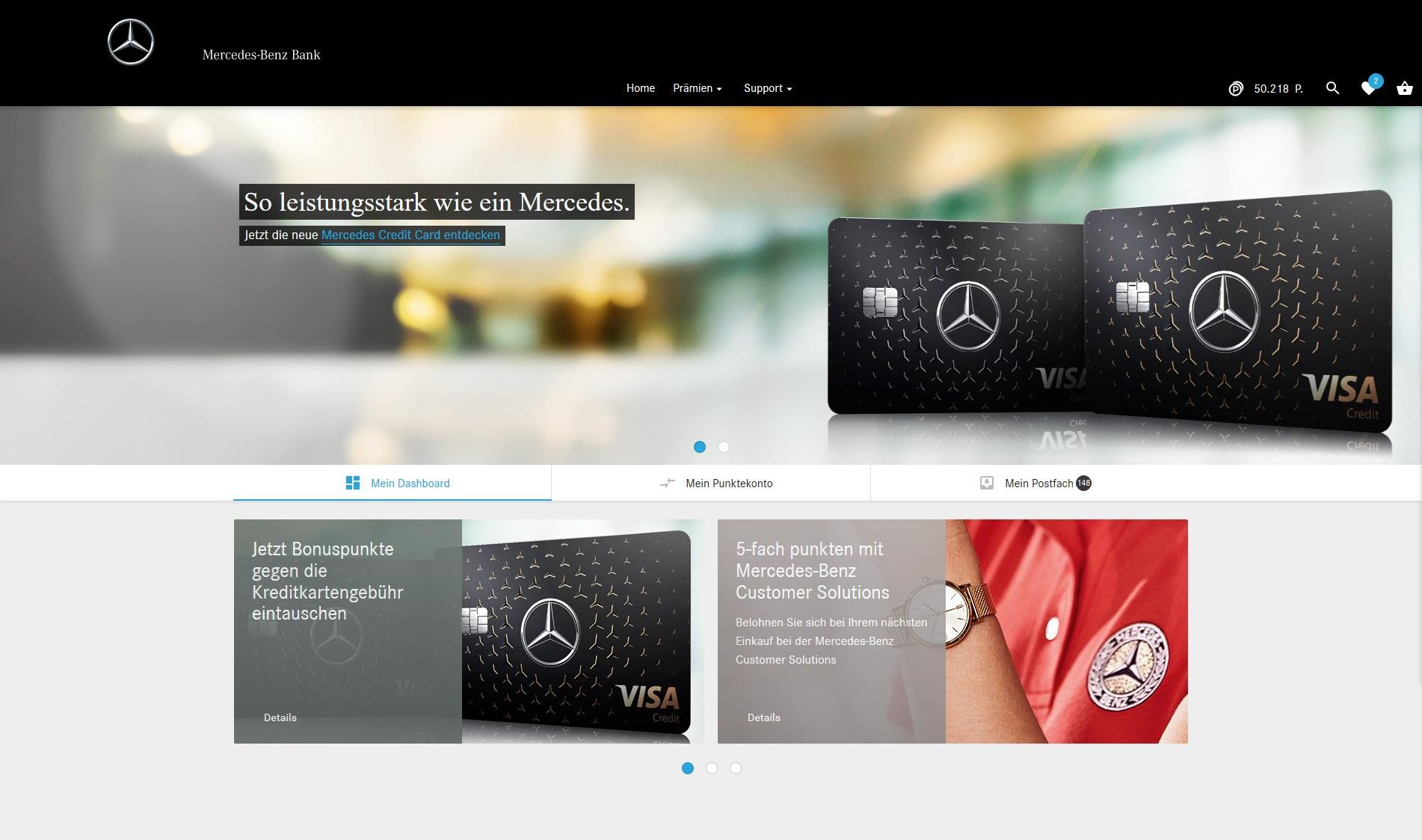 Mercedes Benz Bank Kundenbindung